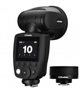 PROFOTO FLASH A1X + PROFOTO CONNECT AUS KAMERA CANON KIT
