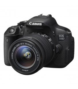 CANON EOS 700D + 18-55 IS STM 2nd HAND (EXCELLENT STATE)