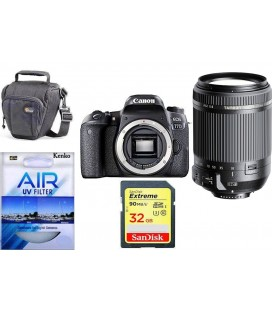 CANON EOS 77D PACK ALL TERRAIN