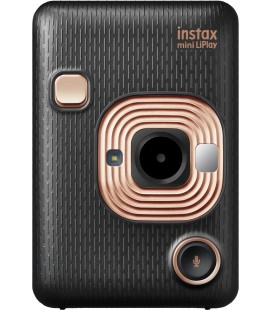FUJIFILM INSTAX MINI LIPLAY BLACK ELEGANT