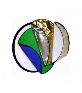 ULTRALYT REFLECTOR PLEGABLE CIRCULAR 7 EN 1 DE 107cms