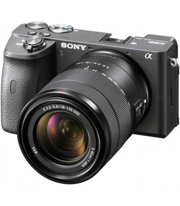 SONY ALPHA 6600 + SEL 18-135/3.5-5.6 OSS (ILCE6600MB.CEC)