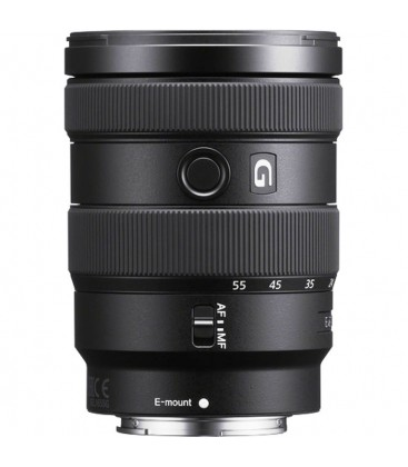 SONY E LENS 16-55mm F2.8 G (SEL1655G.SYX)