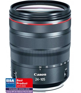 PREVENTA CANON RF 24-105MM F4L IS USM + + + FREE 1 AN MAINTENANCE VIP SERPLUS CANON