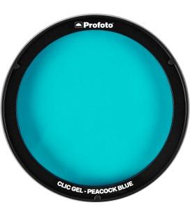 PROFOTO CLIC GEL PEACOCK BLUE REF 101013