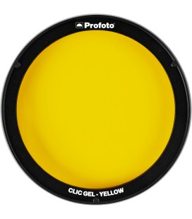 PROFOTO CLIC GEL GELB REF 101016