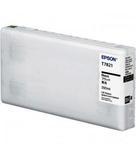 EPSON TINTA NEGRA  PARA D700 - 200ML