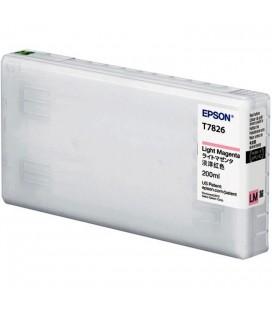 EPSON TINTA MAGENTA PARA D700 - 200ML