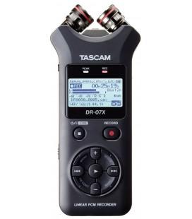 DR-07X TASCAM RECORDER