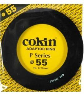 COKIN RING ADAPTER P SERIES 55 MM.