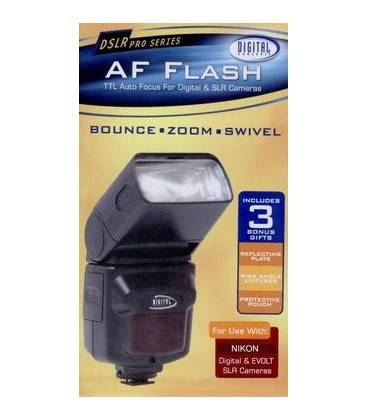 DIGITAL FLASH 918AF PARA NIKON