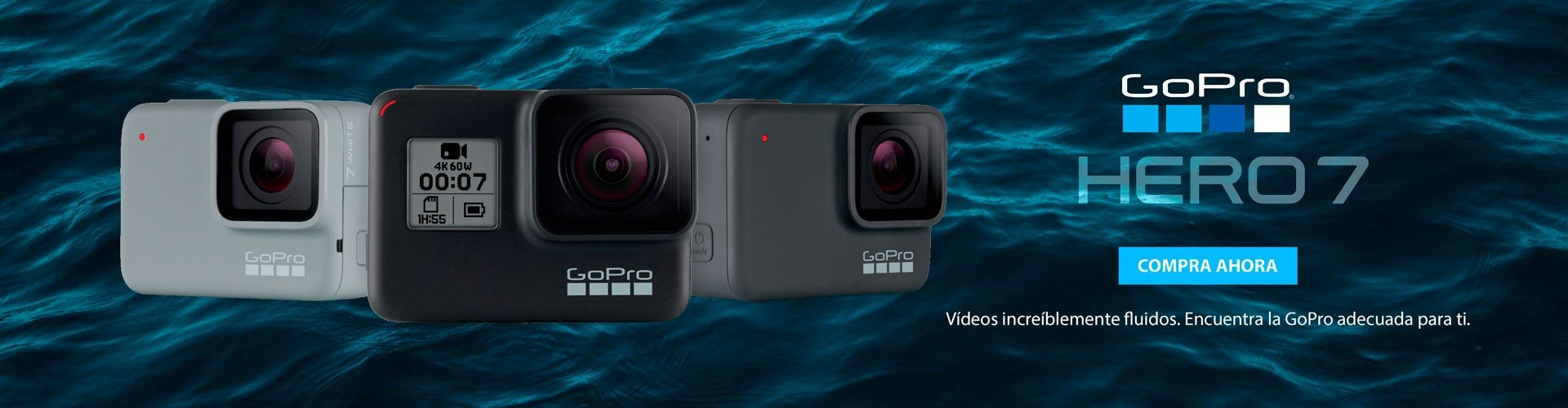 GoPro Hero 7 Series