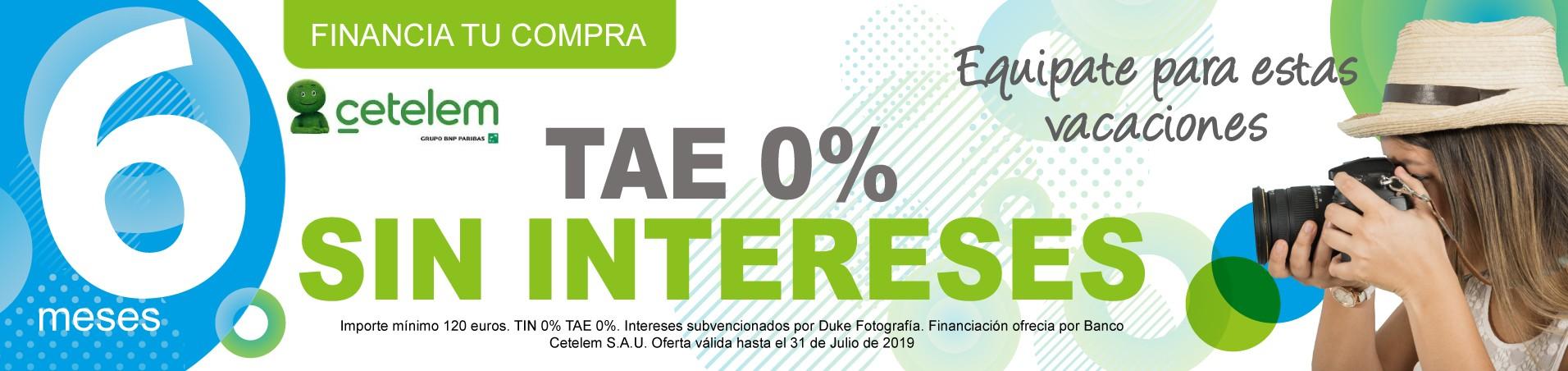 FINANCIACION SIN INTERES
